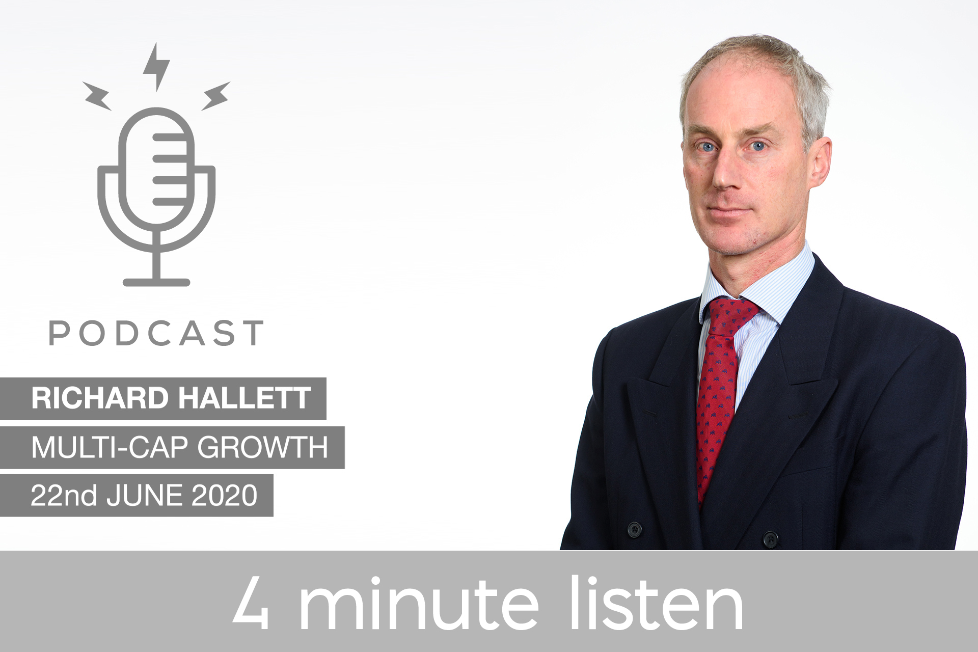 Richard Hallett Podcast